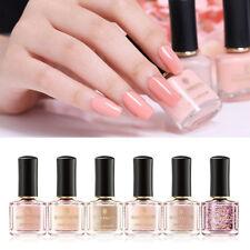 6ml BORN PRETTY Rose Gold Series Nail Polish  Pink Glitter Sequins Varnish