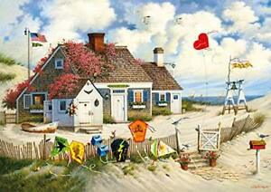 Buffalo Games Charles Wysocki Puzzle Root Beer Break at the Butterfields 300pcs