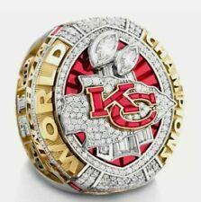 2019- 2020 Kansas City Chiefs Championship Ring size 8-14 //