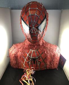 Spiderman Pinata, Shaped Pull String