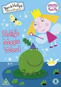 Ben and Holly's Little Kingdom: Holly's Magic Wand and Other... DVD (2010)
