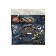 NEW LEGO DC COMICS SUPER HEROES 30301 BATWING POLYBAG TRUSTED SELLER FREE S&H
