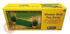 BREYER HORSES Traditional Series Hunter Roll Top Jump Model 1:9 Scale NEW #2055