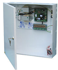 PSU12V3A8OC 12Volt @ 3 Amp/24Volt @ 1.5 Amp Power Supply Unit with Battery Back