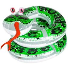 "Snake Inflate 60"" Wholesale Pool Fun Birthday Party Favor Toy Decoration Display"