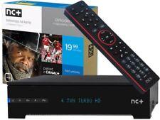 Telewizja na Karte Dekoder NC+ HD z Nagrywarka 320gb Pakiet COMFORT 12 Miesiecy