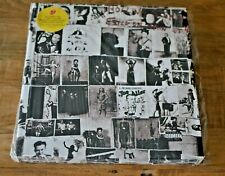 Exile on Main St. [2CD+1DVD, Vinyl DAMAGED, 64 pg book] The Rolling Stones, 2010