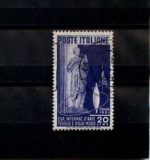 REPUBBLICA - U - 20 L. ARTE TESSILE E MODA (659) - 1951
