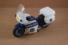 Playmobil policía motocicleta vehículo policía motocicleta #9802