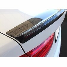 New Rear Trunk Wing Lip Spoiler Space for Kia All New Optima 2016+ Carbon