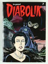 BD prix réduit Diabolik Le Grand Diabolik - tome 7 Clair de Lune