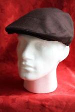 Gorras y sombreros de hombre en color principal marrón 100% lana