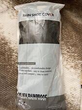 Motorcycle-ATV-Rain Boot/shoe Covering Protector -RAIN SHOE COVER
