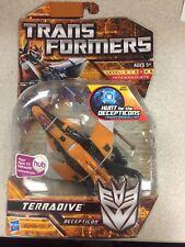 Transformers Hunt for the Decepticon Terradive Complete Deluxe HFTD