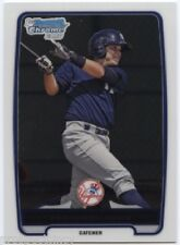 Lot of (150) Francisco Arcia 2012 Bowman Chrome Prospect RC Cards - NY Yankees C