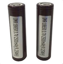 2x 18650 Akku LG HG2 2500mAh 20A INR Li-Ion High Drain. Für E-Zigarette, Sub-Ohm