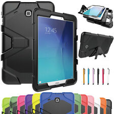 Kids Screen Protector Case Cover For Samsung Tab 3 4 A E S2 7.0 8.0 9.6 9.7 10.1