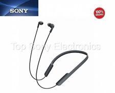 Sony MDR-XB70BT/B Wrap Around In-Ear Wireless Headphones with Bluetooth NFC