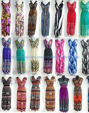 wholesale lot of 10  Evening/Summer Sexy Women Long Maxi sundress beach dresses