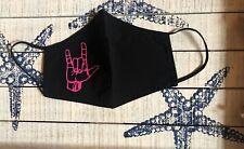 Love Asl Face Mask Handmadewash New! Filter Pocket - Sign Language
