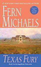 Texas Fury: A Novel by Michaels, Fern