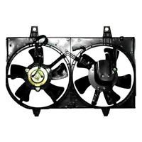 For Nissan Maxima 2000-2001 K-Metal Engine Cooling Fan