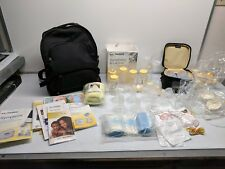 Medela Symphony Pump in Style Advanced Breast Pump Kit w/ Lots of extras