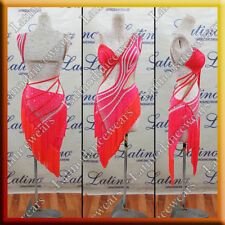LATIN RHYTHM SALSA BALLROOM COMPETITION DANCE DRESS (LT1197)
