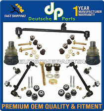 Mercedes R107 560SL Control Arm Ball Joints Tie Rod Sway Bar SUSPENSION KIT 12pc