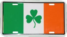 "Irish Ireland Shamrock St Patricks Day Clover Leaf 6""x12"" License Plate Tag"