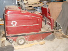 Power Boss Floor Sweeper - RIDER MODEL RS-50F, NEEDS HYD. DRIVE MOTOR, BATTERY'S