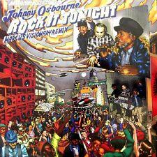 "Johnny Osbourne – Rock It Tonight Marcus Visionary RAGGA JUNGLE 12"" LP LIONDUB"