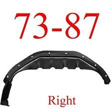 73 87 Chevy Right Inner Rear Wheel Housing, GMC Truck 0850-316