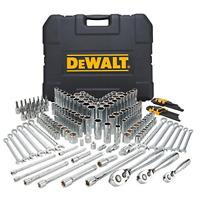 DEWALT Mechanics Tools Kit and Socket Set, 204-Piece DWMT72165