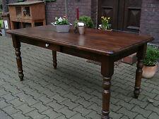 Tisch Esstisch Massiv Esszimmer Landhaustisch Massivholz 250 Mod.03 antik Neu
