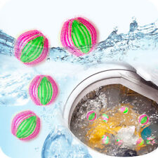 Floating Hair Catcher Reusable Laundry Washing Ball Washing Machine Cleaning Bx