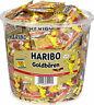 Haribo Goldbären Gummibärchen Weingummi Fruchtgummi 100 Minibeutel