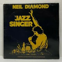 Neil Diamond ‎– The Jazz Singer: Capitol Records 1980 LP Gatefold (Rock)