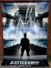 Cinema Banner: BATTLESHIP 2012 (Advance) Liam Neeson Rihanna Taylor Kitsch