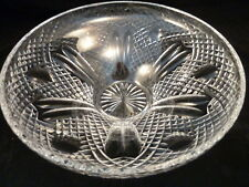 WATERFORD ALANA  BOWL centerpiece  VERY LARGE  12 INCHES ROUND