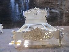 Bespoke Single size  3'  French style Rococo Bed baroque oriental shabby chich
