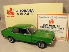AUTOart Biante 1:18 Holden Torana LJ XU-1 March 17th Green in box  #0781 beauty