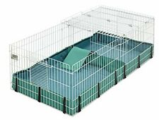 New listing Midwest Homes Pets Large Interactive Guinea Pig Hamster Cage Habitat Plus Deluxe