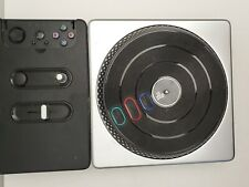 DJ Hero Wireless Turntable For PS3 Model 95837809 NO DONGLE