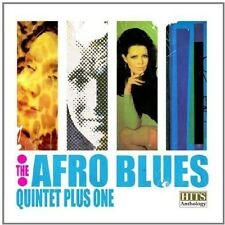 Afro-Blues Quintet + 1 - Hits Anthology [New CD] Manufactured On Demand