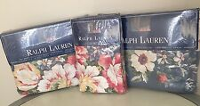 NEW Vintage Ralph Lauren Kimberly Sheet Set ~ Cottage Chic~ Beautiful Floral