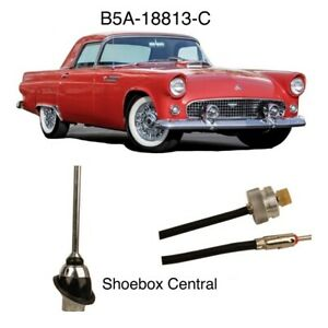 1955 1956 1957 Ford Thunderbird Antenna Aerial Assembly