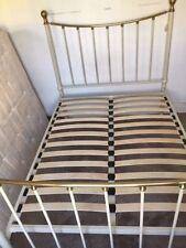 Brass Bed Adjustable Metal Frames Bases