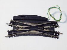 TRIX/Minitrix 4968, Spur N, DKW/Kreuzungsweiche, Antrieb rechts,  geprüft, MDN