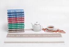 Luxury Kitchen Glass Cloth Tea Towel,Beige Jacquard Waffle Woven 100%Coton